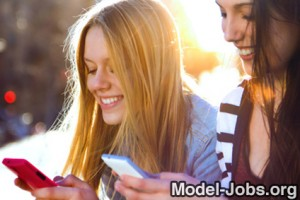 Model Jobs in einer Fotocommunity