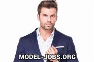 Männer Model
