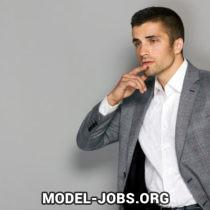 Männer in der Modewelt
